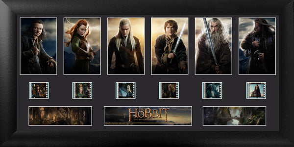 The Hobbit Film Cell - Desolation of Smaug Deluxe S1