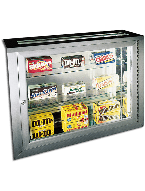 Home Theater Candy Concession Case