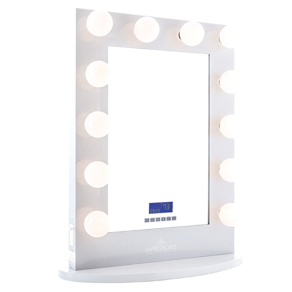 Iconic XL Bluetooth Hollywood Makeup Mirror