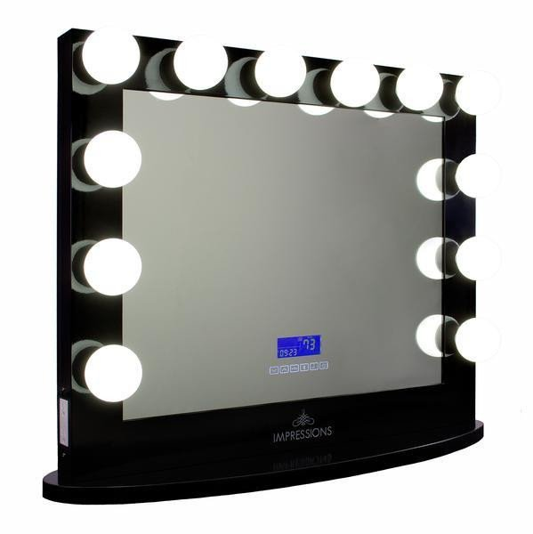 Iconic Plus Bluetooth Hollywood Makeup Mirror
