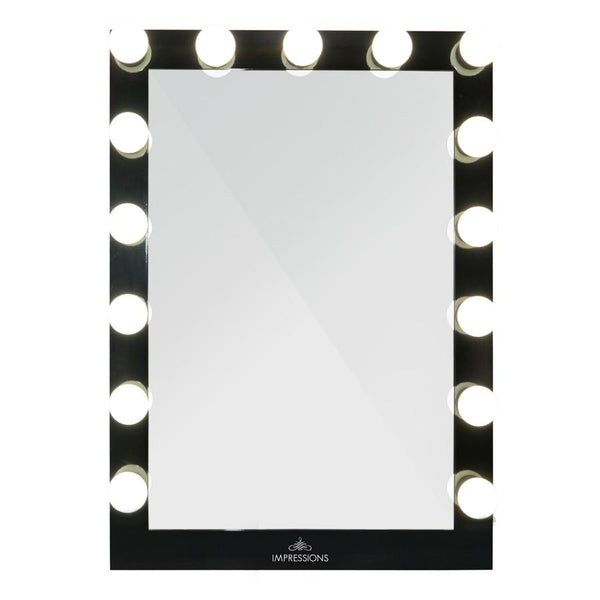 Iconic Extra Tall Pro-Salon Hollywood Makeup Mirror