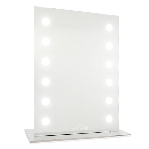 Mirage I LED Hollywood Mirror
