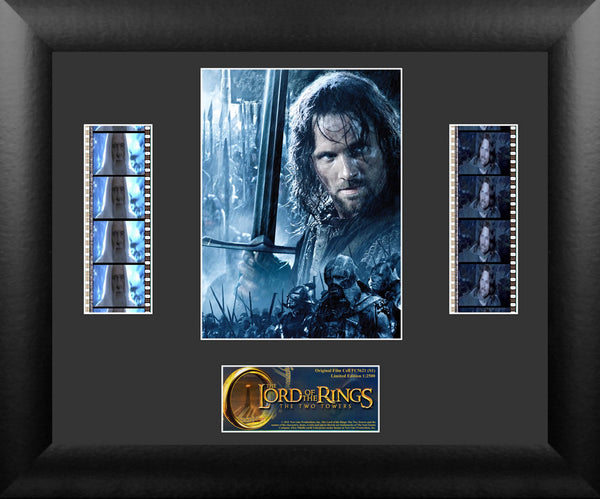 Lord of the Rings Film Cell - Two Towers - Double Filmstrip S1