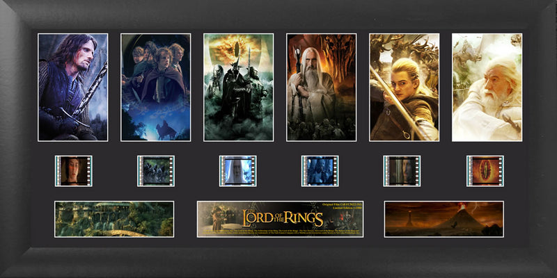 The Lord of the Rings Film Cell Deluxe S1