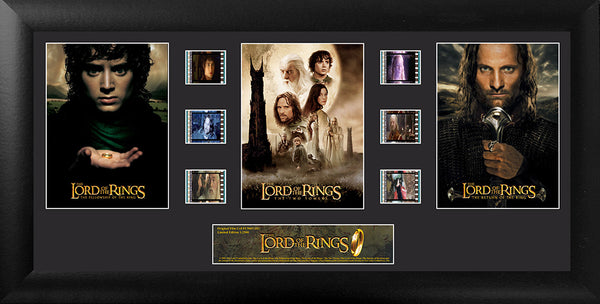 Lord of the Rings Film Cell Trilogy S1