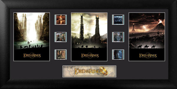 Lord of the Rings Film Cell Trilogy S2