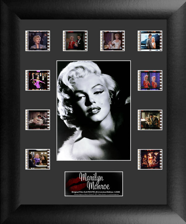 Marilyn Monroe Film Cell - Mini Montage S1