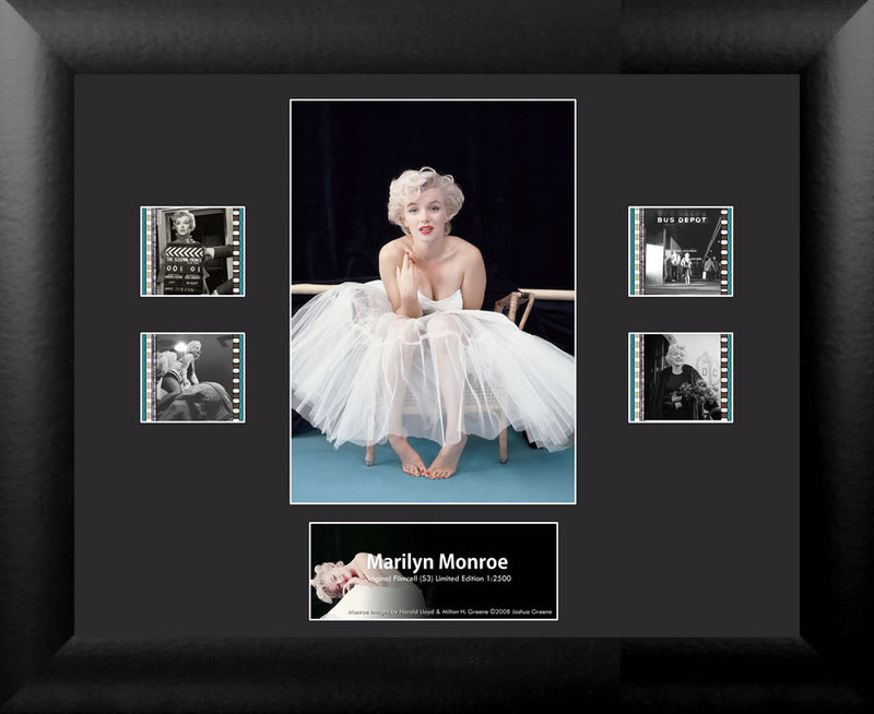 Marilyn Monroe Film Cell - Double Filmstrip S3