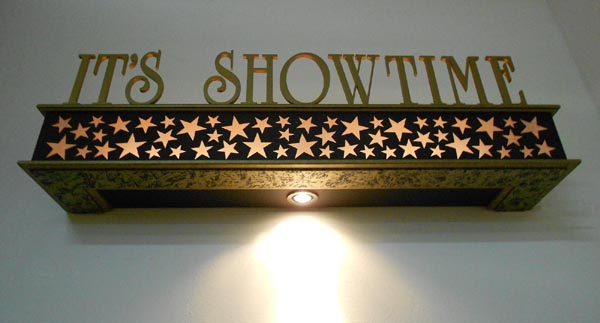 Theater Entry Banner Marquee