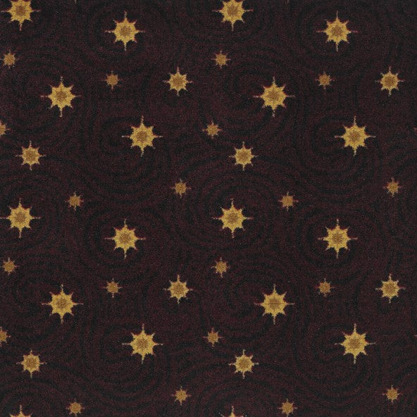 Milky Way Home Theater Carpet Burgundy