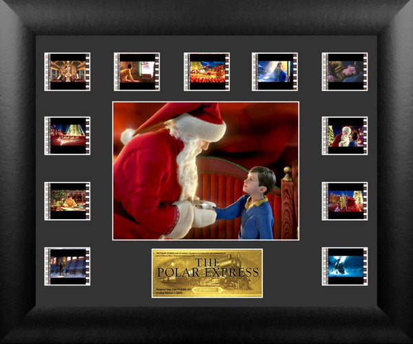 Polar Express Film Cell - Mini Montage S1