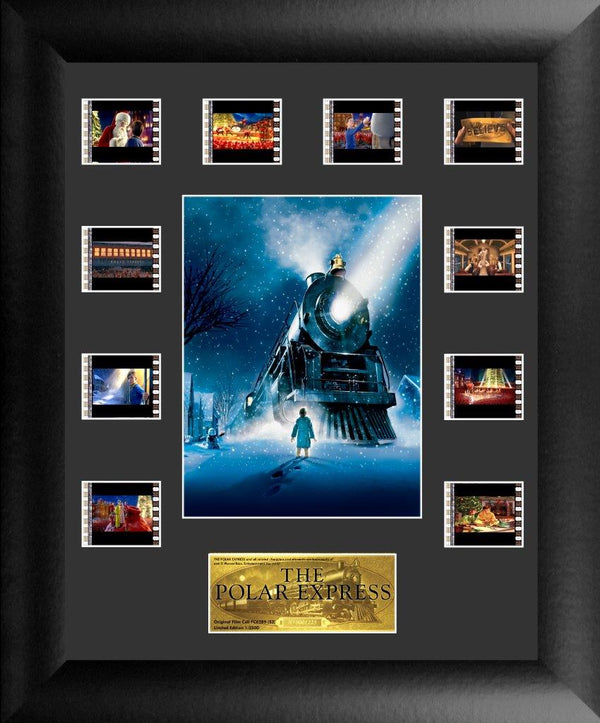 Polar Express Film Cell - Mini Montage S2