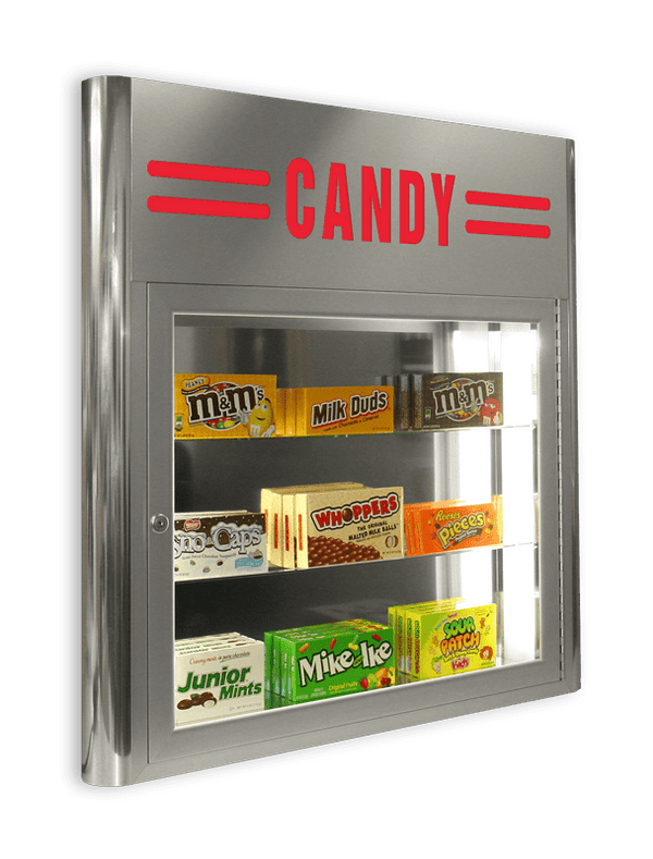 Royal Candy Concession Case
