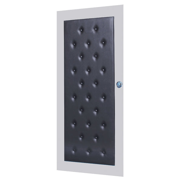 Upholstered Home Theater Door Panel