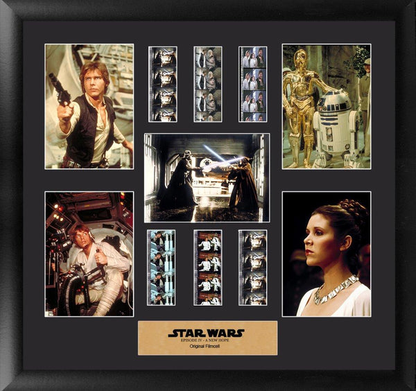 Star Wars Film Cell - A New Hope Montage Special Edition