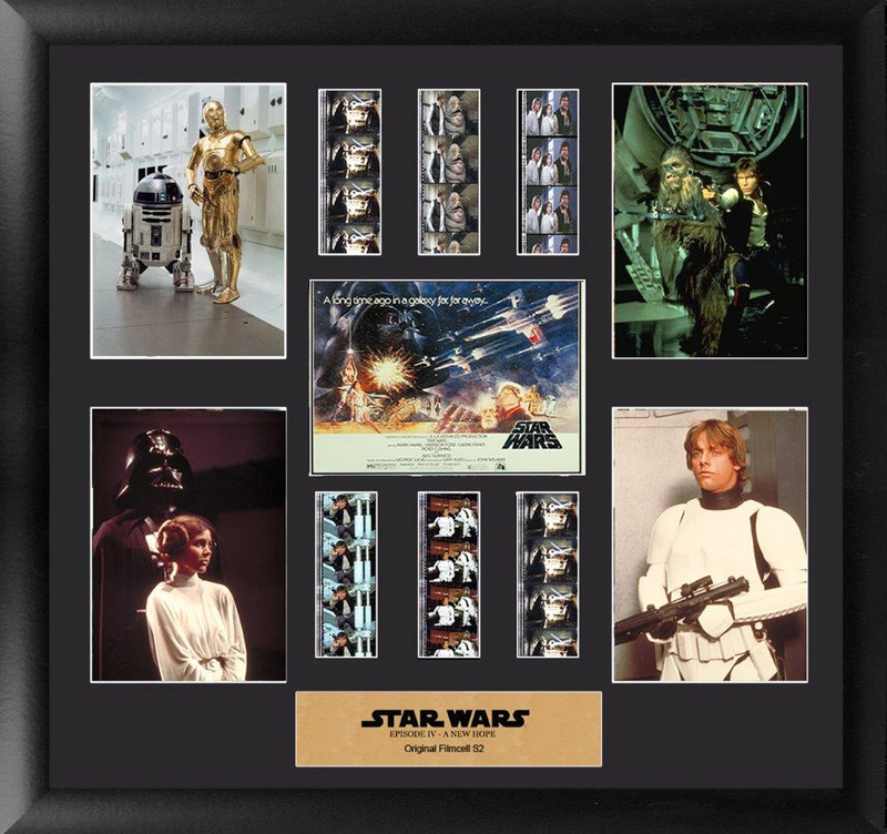 Star Wars Film Cell - A New Hope Montage Special Edition S2
