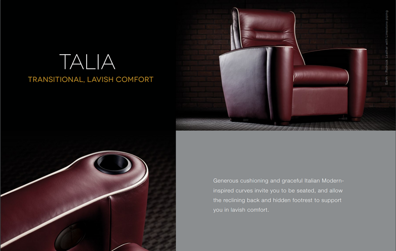 Talia Entertainment Seating
