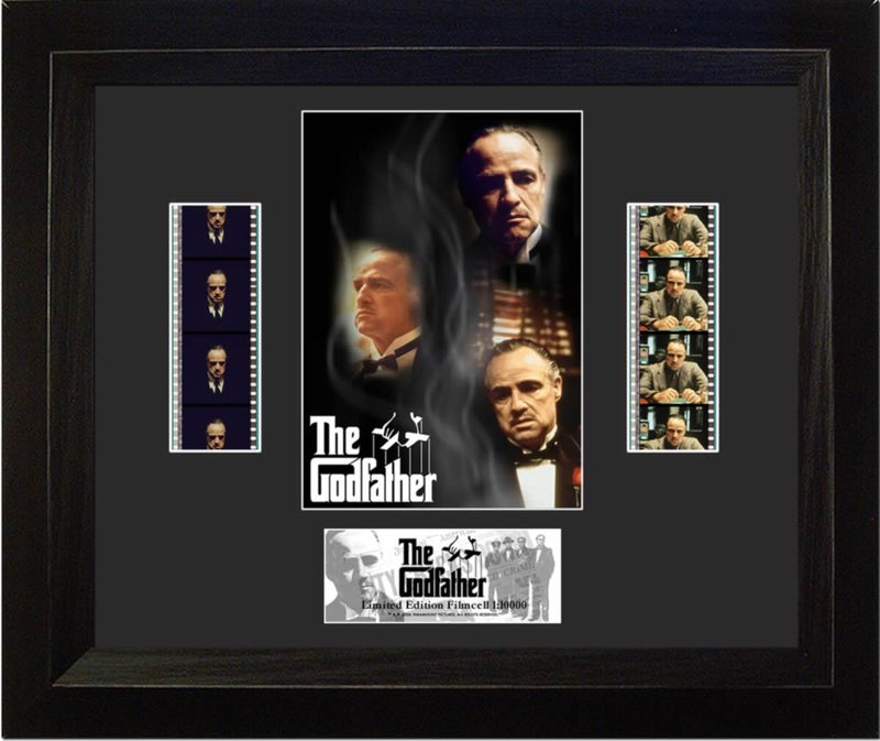 The Godfather Film Cell - Double Filmstrip