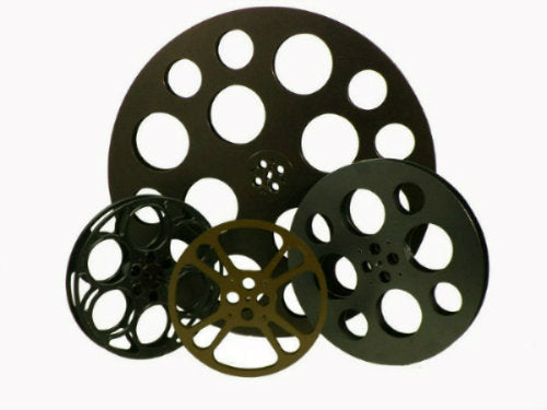 Movie Reel Theater Set