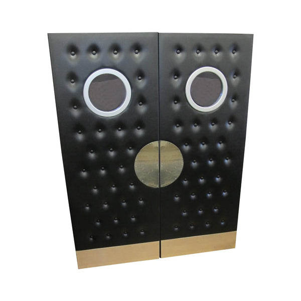 Upholstered Home Theater Door Panel Premium