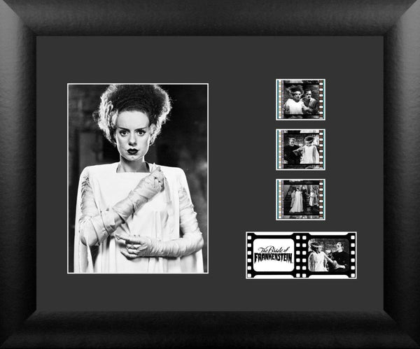 Universal Monsters - Bride of Frankenstein Film Cell - Double Filmstrip