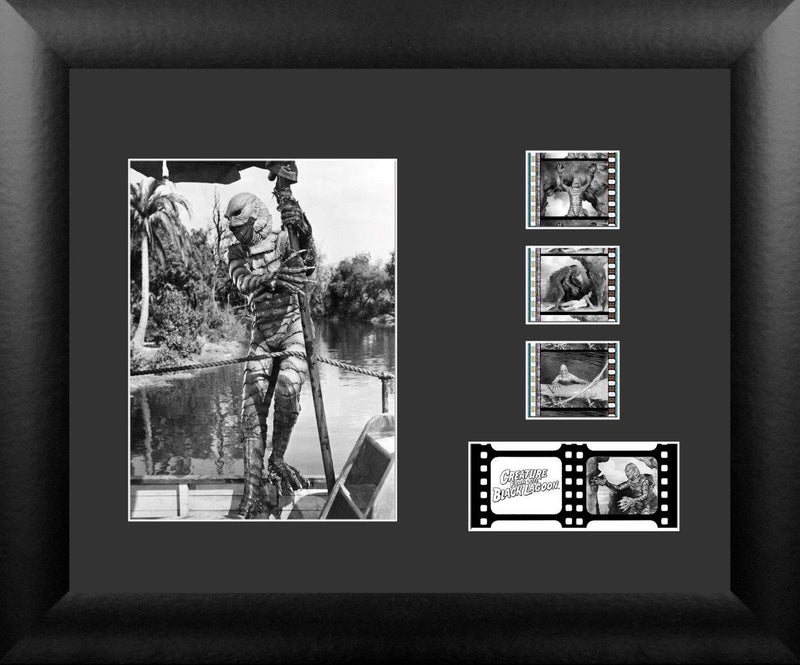 Universal Monsters - Creature from the Black Lagoon Film Cell - Double Filmstrip