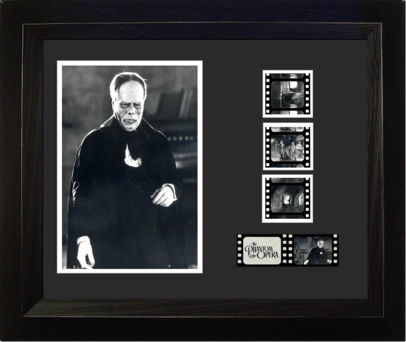 Universal Monsters - Phantom of Opera Film Cell - Double Filmstrip