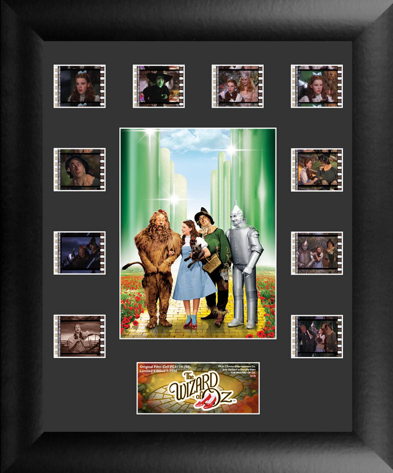Wizard of Oz Film Cell - Mini Montage S8