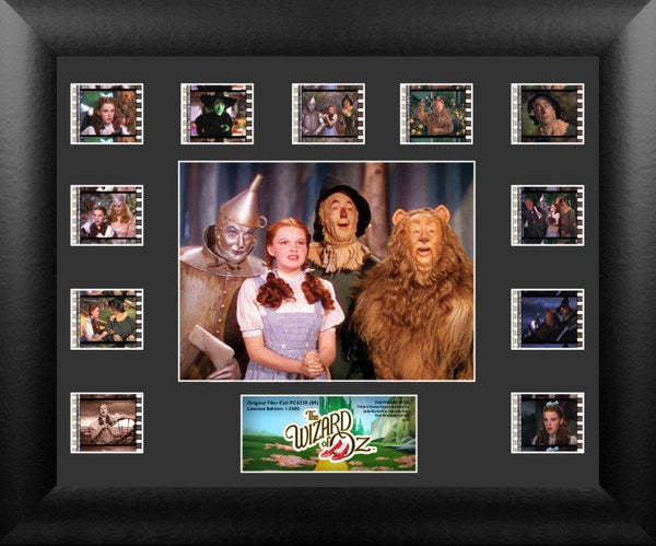 Wizard of Oz Film Cell - Mini Montage S9