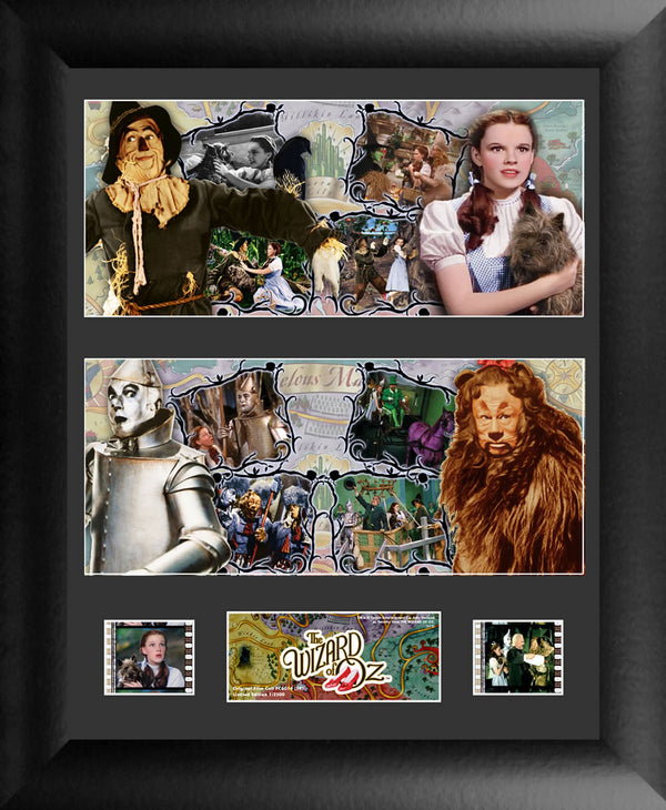 Wizard of oz Film Cell - Double Filmstrip S8