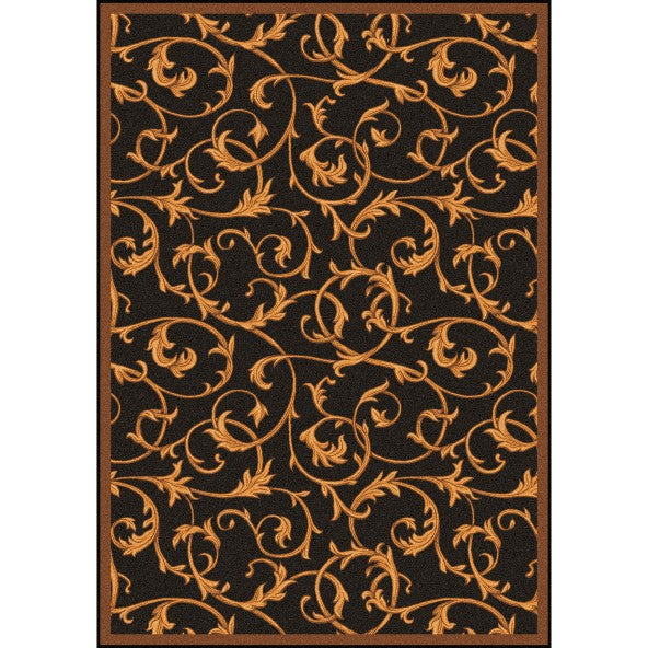 Acanthus Home Theater Rug
