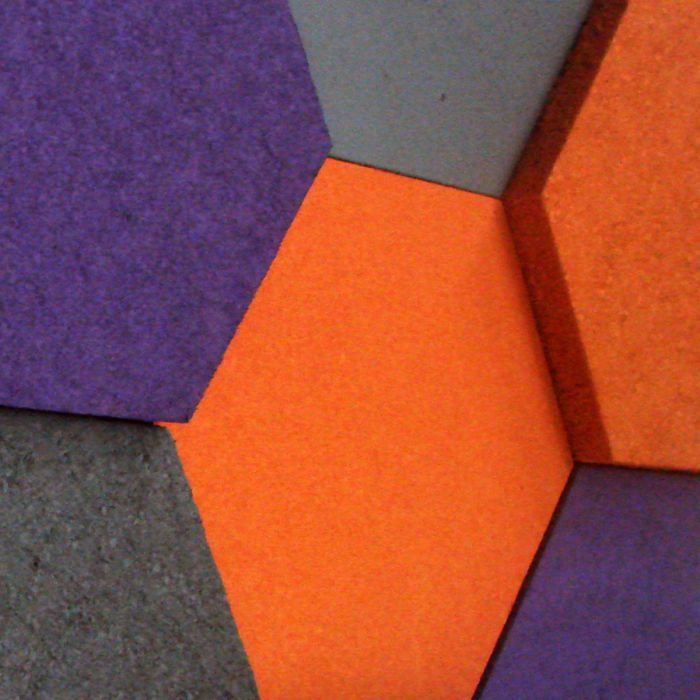 Polygon 12 Pack Acoustic Panels
