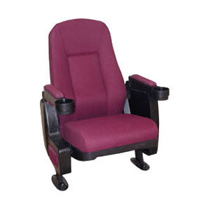 Alessandria Fixed-Back Cinema Chair