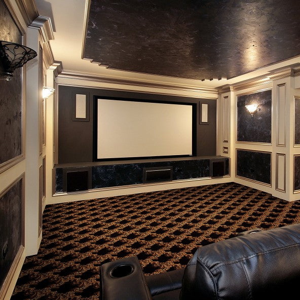 Corinth Home Theater Carpet