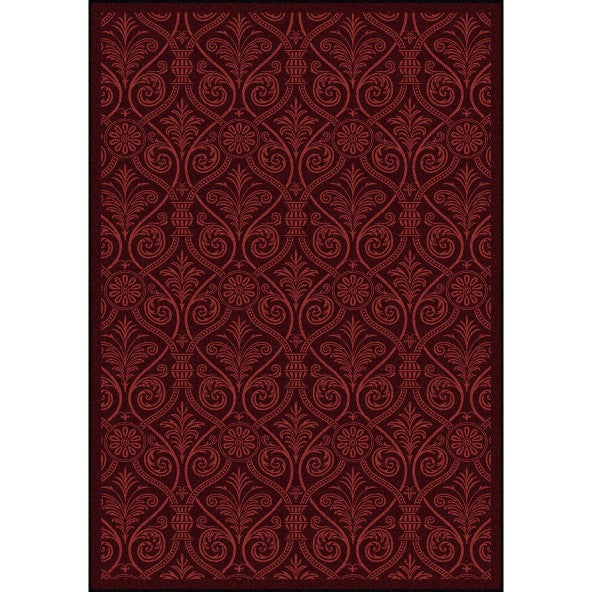 Damascus Home Theater Rug