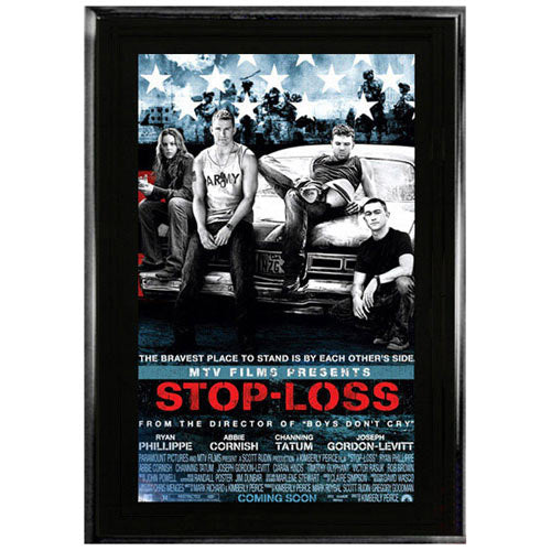 Deco Gloss Movie Poster Frame