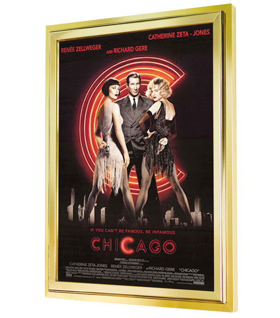 Deco Movie Poster Frame