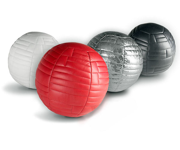DecoBall Leather Pilates Ball