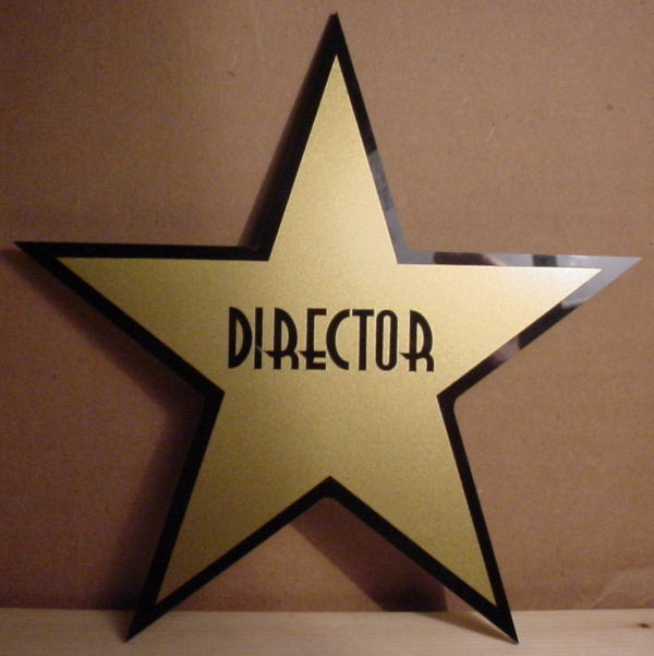 Dressing Room Star Personalized