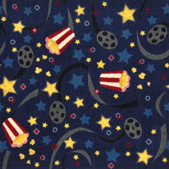 Feature Film Home Theater Carpet