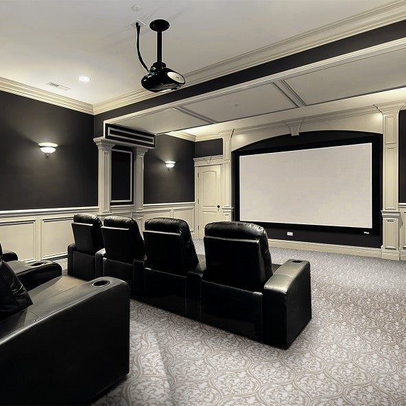 Formality Home Theater Carpet