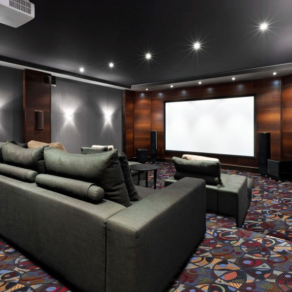 Futura Home Theater Carpet