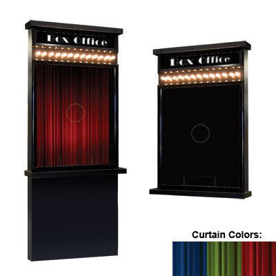 Home Theater Ticket Booth Box Office Deluxe