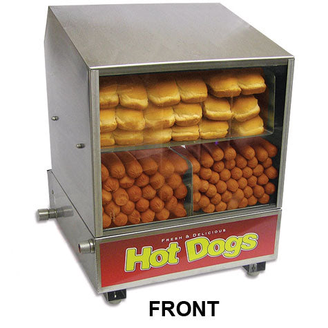 Hotdog Steamer Benchmark 60048 The Dog Pound