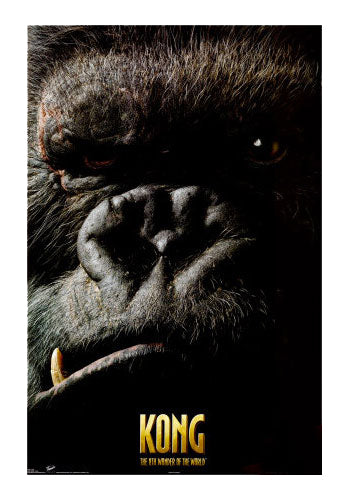 Kong Movie Poster