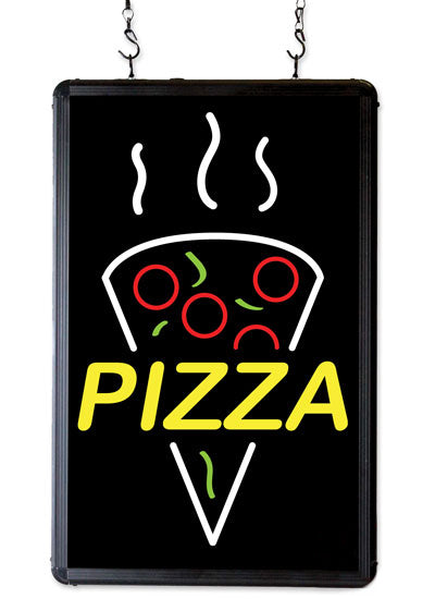 LED Pizza Sign Ultra-Bright Benchmark 92006