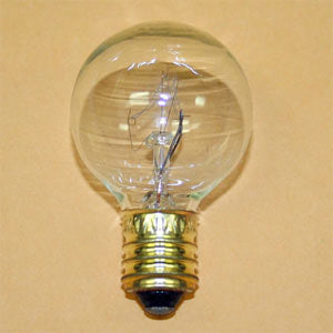 Light Bulbs (Case of 25) For Lighted Movie Poster Light Box