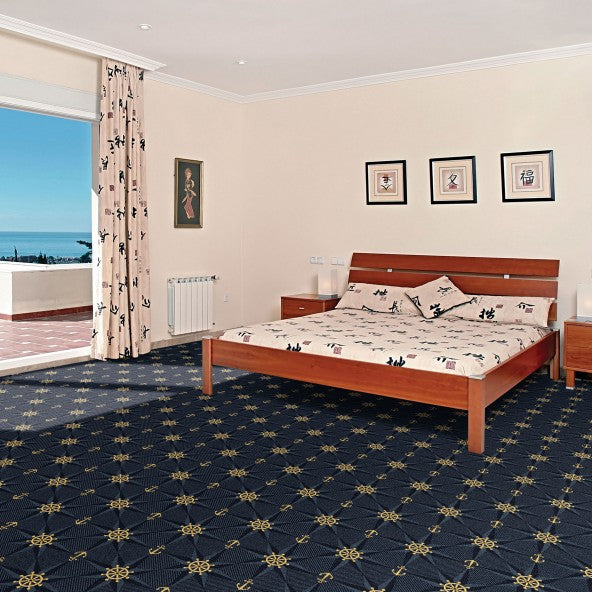 Mariner's Tale Home Theater Carpet