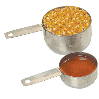 Measuring Kit for Popcorn and Oil Benchmark 42004