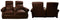 Nobleman Aristocratic Home Theater Lounger Recliner